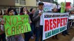 Magdalena: protestan por tala de árboles para tercer carril - Noticias de tala de árboles