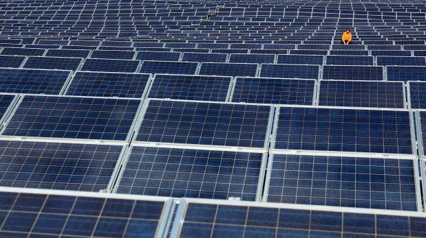 Las energías renovables han demostrado su efectividad en reducir emisiones de CO2. (Foto: AFP)