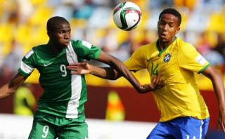Mundial Sub 17: Brasil eliminado tras caer 3-0 ante Nigeria