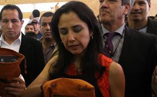 Nadine Heredia: aún no reanudan investigación fiscal por lavado