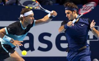 Federer y sus puntos increíbles ante Nadal en Basilea (VIDEO)