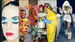 Katy Perry, Shakira y otros artistas festejan así Halloween - Noticias de minnie mouse
