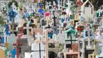 Arequipa: cementerio La Apacheta colapsaría dentro de 8 años - Noticias de francisco diaz nunez