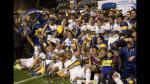 Boca Juniors campeón: así fue la fiesta en la Bombonera - Noticias de vasco arruabarrena