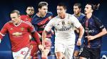 Champions League: resultados de todos los partidos de fecha 4 - Noticias de psg vs olympique de lyon