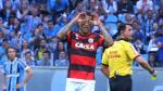 Flamengo: Guerrero fue expulsado ante Gremio por este gesto - Noticias de oswaldo araujo