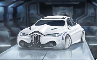 Star Wars: Autos para los personajes de la saga [FOTOS]