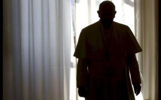 """Autor de libro con documentos filtrados: """"El Papa está solo"""""""