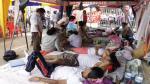 Tarapoto: huelga de profesores lleva un mes y no hay solución - Noticias de silvia rojas