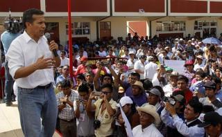 """Humala: """"El Perú sabe lo nocivo que es el voto preferencial"""""""
