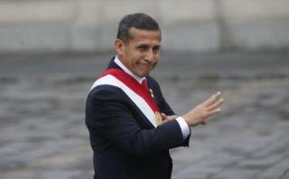 Humala afirmó que ejercicio militar es tema interno de Chile
