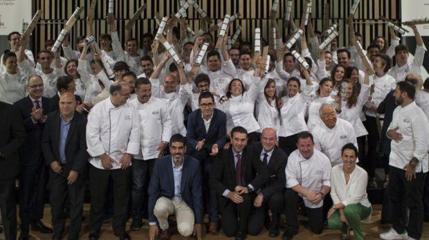 Primera promoción del Basque Culinary Center, un instituto vasco que motiva la innovación culinaria.