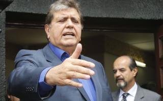 García vuelve a comparar narcoindultos con política de Obama