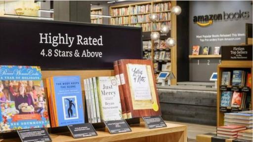 La popularidad de los libros es un elemento fundamental de la selección. (BBC)