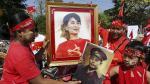 El día en fotos: Protesta en Irán, Nadal, diamantes y más - Noticias de sota nadal