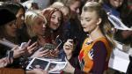 """The Hunger Games"": el adiós comenzó en Berlín [FOTOS] - Noticias de donald sutherland"