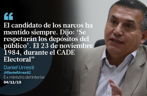 Critican a Humala por reforma electoral en los tuits destacados