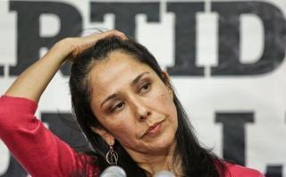 Ministerio Público reabre la investigación a Nadine Heredia