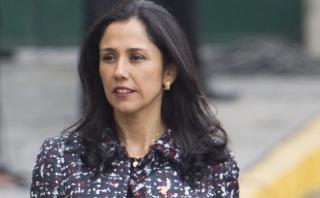 Nadine Heredia sí irá este lunes a la Comisión de Fiscalización