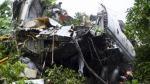 Sudán del Sur: Ascienden a 40 los muertos por caída de avión - Noticias de hombre se salva