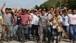 Junín: nativos piden titulación de tierras con paro de 72 horas - Noticias de angel unchupaico
