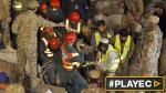 Pakistán: al menos 18 muertos por derrumbe en fábrica [VIDEO] - Noticias de accidente muerto
