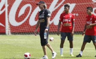 """Ricardo Gareca: """"Ruidíaz está en un momento para aprovechar"""""""