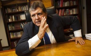Alan García: la OCMA investiga al juez que resolverá su amparo