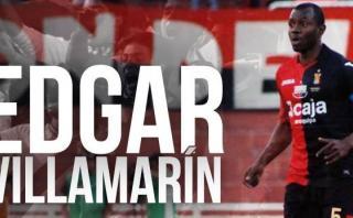 """Villamarín sobre su llamado a Perú: """"Pensé que era una broma"""""""
