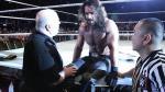 Rollins se rompió la rodilla y perdió título de WWE [VIDEO] - Noticias de comentarista