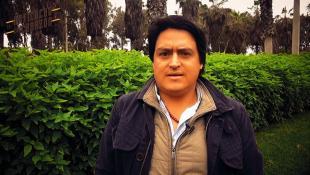"""Ricardo Cabrera: """"Me gusta innovar y crear nuevos sabores"""""""