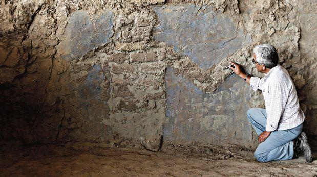 La Libertad: salen a la luz murales de 1.500 años de antigüedad