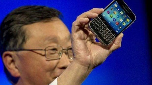 Con su teclado y su pequeña pantalla, los BB pronto perdieron terreno frente a modelos como iPhone o Galaxy. (Foto: BBC World Service)