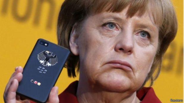 El gobierno alemán usaba BB con software considerado de alta seguridad. (Foto: Reuters)