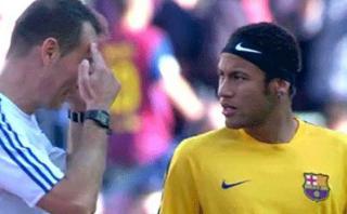 Neymar: mira qué le prohibieron en previa del Barza-Villarreal