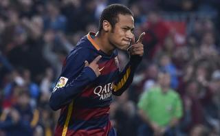 Neymar y su maravillosa jugada para anotar el 3-0 al Villarreal
