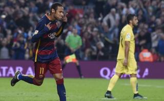 Neymar: ¿Qué dijo tras su doblete ante Villarreal?