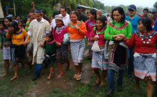 Ollanta Humala promulgó creación de parque Sierra del Divisor