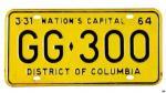 Subastan las placas del auto en el que murió John F. Kennedy - Noticias de angel walker