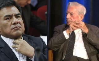 Apra respalda a Alan García sobre afirmaciones de Vargas Llosa