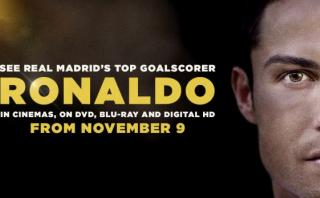 Cristiano Ronaldo presentó un documental sobre su vida (VIDEO)