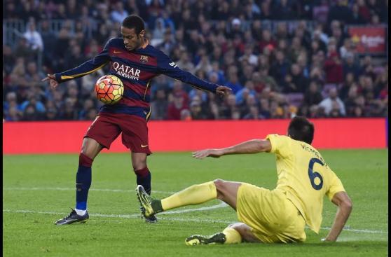 Neymar: CUADROxCUADRO de su golazo con Barcelona [FOTOS]