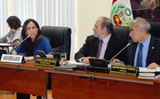 Rondón sobre Nadine Heredia: El silencio también es considerado