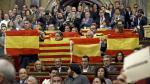 Parlamento catalán desafía a España y lanza proceso de ruptura - Noticias de psc
