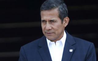Ollanta Humala tiene una desaprobación de 84,6%, según CPI