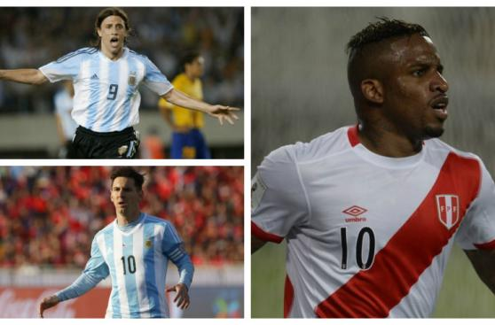 Farfán en el Top 10 de goleadores históricos de Eliminatorias