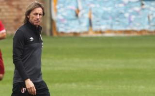 """Ricardo Gareca: """"Quisiera ver a Perú jugar más que pelear"""""""