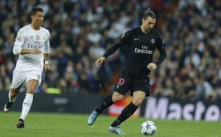 """Zlatan sobre Cristiano Ronaldo al PSG: """"El jefe soy yo"""""""