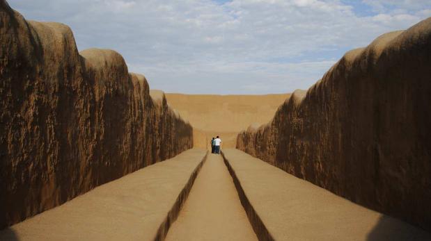 Chan Chan es un destino imperdible para National Geographic