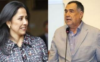 "Hugo Carrillo: ""Nadine Heredia no encabezaría lista a Congreso"""